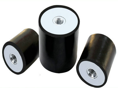 C-FF Rubber Mounting, Shock Absorber