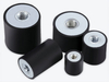E-PF Rubber Mounting, Shock Absorber